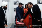 Priyadashan and Jackie Shroff at Bonny Duggal's New Entertainment Office Launch Party in Delhi
