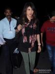 Priyanka Chopra leaves for Marrakech Film Festival PIc 1
