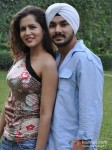 Radhika Vaid, Gurdeep Mehndi at 'Meri Shadi Karao' Press Meet Pic 2
