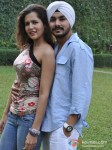 Radhika Vaid, Gurdeep Mehndi at 'Meri Shadi Karao' Press Meet Pic 1
