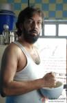 Rajat Kapoor beard Look in '10 ml Love' Movie
