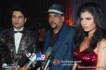 Rajeev Khandelwal, Paresh Rawal And Tena Desae At Promotional Song Shoot of Table No. 21