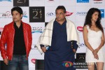 "Rajeev Khandelwal, Paresh Rawal And Tena Desae to promote their film ""Table No 21"" Pic 1"