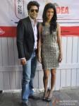 Rajeev Khandelwal And Tena Desae At Graces MET Festival Pic 1