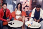 "Rajeev Khandelwal, Tena Desae And Paresh Rawal to promote their film ""Table No 21"" Pic 1"