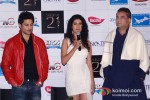 "Rajeev Khandelwal, Tena Desae And Paresh Rawal to promote their film ""Table No 21"" Pic 2"