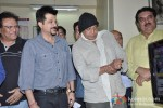 Rajeev Varma, Anil Kapoor And Mithun Chakraborty At 'CINTAA' Website Launch