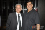 Ramesh Sippy And David Dhawan At Shatrughan Sinha's Dinner in Honour of Kokilaben Ambani Hospital Doctors