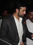 Bollywood actor Ranbir Kapoor at Sunny and Anu Dewan's Christmas Party in Mumbai