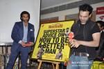 Ranveer Singh Promotes Men's Health Magazine Pic 12