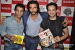 Ranveer Singh Promotes Men's Health Magazine Pic 15