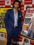 Ranveer Singh Promotes Men's Health Magazine Pic 4