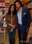 Ranveer Singh Promotes Men's Health Magazine Pic 7