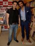 Ranveer Singh Promotes Men's Health Magazine Pic 6
