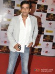 Ravi Kishan walk the Red Carpet of Big Star Awards