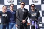 Ritesh Sidhwani And Farhan Akhtar at Aamby Valley Skydiving event Pic 3