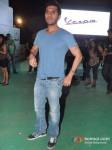 Ritesh Sidhwani at Gun N Roses concert