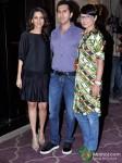 Ritesh Sidwani And Adhuna Akhtar At Talaash success bash