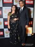 Ritu Rai And Tarun Rai At Grace Hello Awards 2012