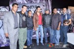 Rohit Roy, Ash Chandler And Sanjay Gupta At India Bike Week Bash PIc 2