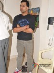 Rohit Sharma meets Cancer Patients Pic 3