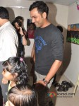 Rohit Sharma meets Cancer Patients Pic 2
