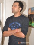 Rohit Sharma meets Cancer Patients Pic 1