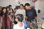 Rohit Sharma meets Cancer Patients Pic 5