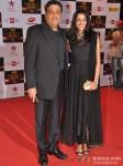 Ronnie Screwvala walk the Red Carpet of Big Star Awards