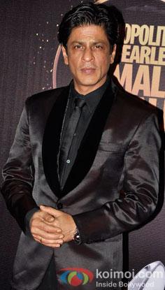 Shah Rukh Khan at an event