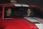 Saif Ali Khan And Kareena Kapoor At Imran Khan's House Warming Bash