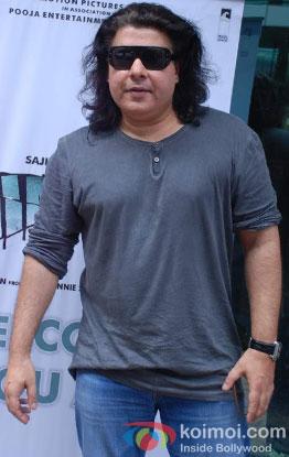 Sajid Khan at an event