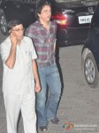 Sajid Nadiadwala At Salman Khan's Private Birthday Dinner