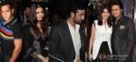 Salman Khan, Aishwarya Rai Bachchan, Ranbir Kapoor, Genelia D'souza Deshmukh, Ritesh Deshmukh at Sunny and Anu Dewan's Christmas Party in Mumbai