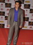 Salman Khan walk the Red Carpet of Big Star Awards