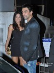 Samita Bangargi And Ashish Chowdhry A Yuvraj Singh's Grand Birthday Bash Pic 1