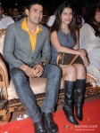Sangram Singh And Payal Rohatgi at the 1st Bright Awards Night 2012 at Hotel Peninsula Grand in Saki Naka, Mumba