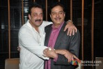 Sanjay Dutt At Shatrughan Sinha's Dinner in Honour of Kokilaben Ambani Hospital Doctors