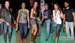 Sanjay Dutt, Gul Panag, Malaika Arora Khan, Mahesh Bhupathi, Lara Dutta And Farhan Akhtar at Gun N Roses concert