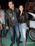 Sanjay Dutt And Manyata Dutt at Gun N Roses concert Pic 1