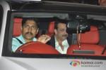 Sanjay Dutt visits David Dhawan admitted in Leelavati Hospital Pic 1