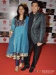 Sanjeev Kapoor walk the Red Carpet of Big Star Awards