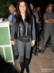 Shabina Khan Attend Bunty Walia's Wedding Reception Bash