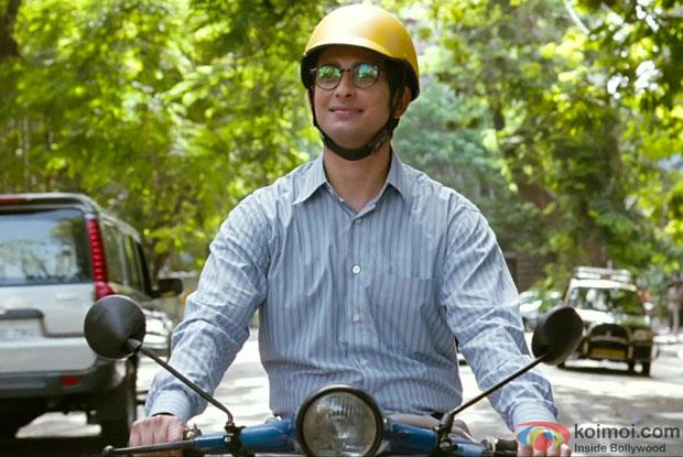 Sharman Joshi in a still from Ferrari Ki Sawaari Movie