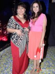 Sharon Prabhakar at Raell Padamsee's Christmas bash