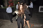 Soha Ali Khan, Sophie Choudry, Kunal Khemu At Yuvraj Singh's Grand Birthday Bash Pic 1