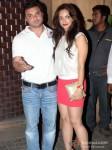Sohail Khan at Sunny and Anu Dewan's Christmas Party in Mumbai
