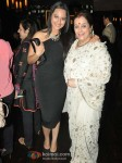 Sonakshi Sinha And Poonam Sinha At Shatrughan Sinha's Dinner in Honour of Kokilaben Ambani Hospital Doctors