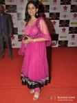 Sonali Kulkarni walk the Red Carpet of Big Star Awards Pic 1