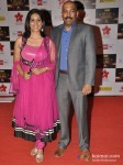 Sonali Kulkarni walk the Red Carpet of Big Star Awards Pic 2
